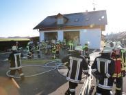 Bei Landsberg: Hobby-Feuerwerker lösen verheerende Explosion aus
