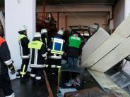 Schwabhausen: Explosion erschüttert Schwabhausen