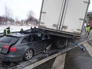 Buchloe/Landsberg: Tödlicher Unfall auf der Autobahn