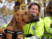 : Trainerin für Suchhunde heute im BR