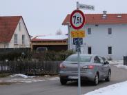 Kreis Landsberg: Abkürzung: Navis lenken Lastzüge durchs Wohngebiet
