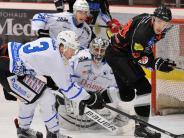 Eishockey: Ein echter Arbeitssieg