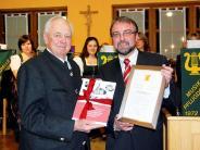Empfang I: Ehrenbürger im Mittelpunkt des Ehrenamtsabends