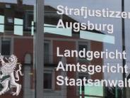 Landkreis Augsburg: 36-Jähriger wegen Vergewaltigung vor Gericht
