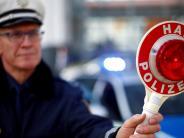 Igling: Pick-up verliert die Ladung auf der Autobahn