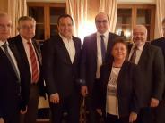 Eching: Die CSU gibt sich kämpferisch