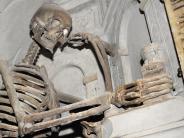 Landsberg: Ein Grabmal, das neugierig macht