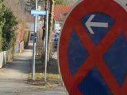 Windach: Wer hat an dem Schild gedreht?