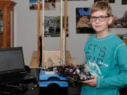 Jugend forscht 2017: Sechstklässler bastelt an selbst steuerndem Auto