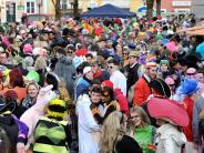 Lumpiger Donnerstag: Landsberg ist Faschingshochburg