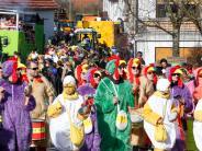 Fasching in Untermühlhausen: Die Ägypter aus Weil holen den Titel