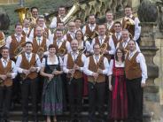 Benefiz-Gala in Kaufering: Sie spielen ein Feuerwerk böhmischer Melodien