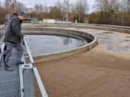 Abwasser: Mehr Menschen, mehr Schmutz