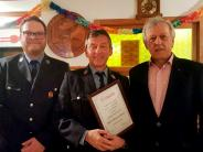 Feuerwehr: Ramsach hat neuen Kommandanten