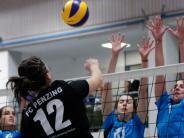 Volleyball: Jeder Punkt ist Gold wert