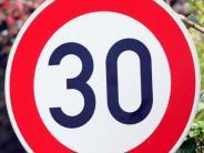 VerkehrII: Tempo 30 und Flüsterasphalt