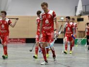 Floorball: Der letzte Spieltag wird zum Endspiel