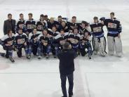 Eishockey: Der bislang größte Erfolg der Vereinsgeschichte