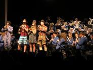 Jahreskonzert: Marsch und Polka gehören in St. Ottilien dazu