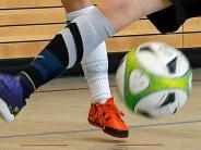 Landsberg: Asylbewerber schlagen sich beim Fußball-Match