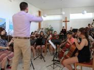 Austausch: Musik über Grenzen hinweg