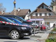Diessen: Fast kein Parken mehr am Untermüllerplatz?
