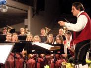 Windach: Andreas Langanki dirigierte zum letzten Mal