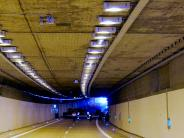 Tunnel: Oft kein Empfang