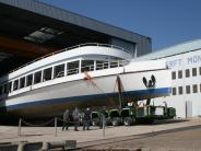 MS Utting: A 96 wird für neuen Ammersee-Dampfer MS Utting gesperrt