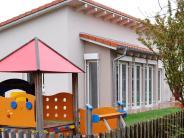 Igling: Ein Container für die Kinder