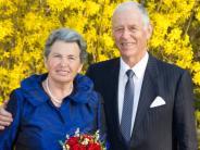 Goldene Hochzeit: 50 Jahre beisammen und nur ein einziger Streit