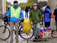 Landsberg: 14-Jähriger legt 700 Kilometer nach Berlin auf Longboard zurück