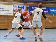 Bildergalerie: TSV Landsberg bewahrt sich mit einem 36:28 eine Chance auf den Klassenerhalt.