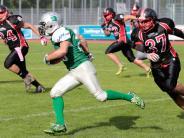 Football: Dem Gegner entwischt