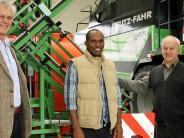 Ausbildung: Für ihn ist Frontlader kein Fremdwort mehr