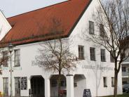 Bürgerhaus: Ein schönes, aber altes Gebäude