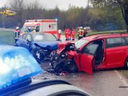 Kreis Landsberg: Drei Frauen bei Unfall schwer verletzt