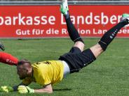 Fußball Bayernliga: Harte Landung