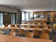 Mering/Landsberg: Neues Provisorium für die Mensa am Gymnasium
