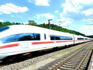 Deutsche Bahn: Region profitiert kaum von Sprintern zwischen München und Berlin