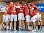 Landsberg: Die Handballer dürfen spät jubeln
