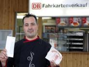 Geltendorf: Hiergibt's Döner und Fahrkarten aus einer Hand