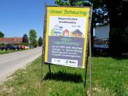 Scheuring: Bürger lehnen wiederkehrende Beiträge ab