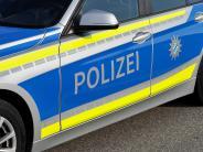 Dettenhofen: Partygast leistet Widerstand gegen Polizei