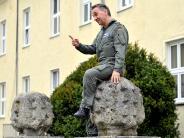 Landsberg/Penzing: Er hat die Ladung und die Geschichte im Griff