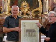 Eching: Zwei Apostel haben einen Extraplatz