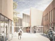Landsberg: Kultur und Leben in einem Gebäude