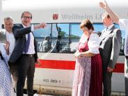 Weilheim: Ohne Barrieren zum Zug