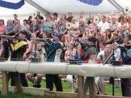 Gauschießen: Volles Zelt zum Finale