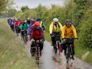 Landsberg: Rauf auf das Fahrrad